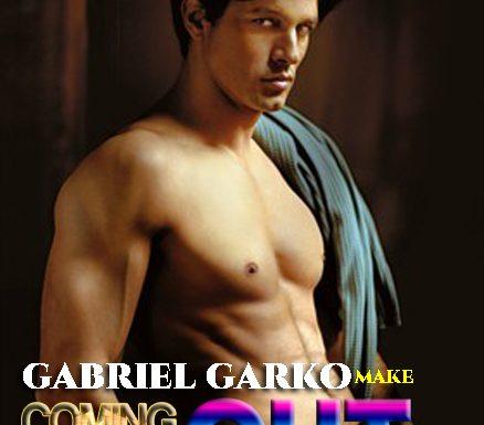 Gabriel Garko fa' Coming Out e conquista la cover di Skandal!